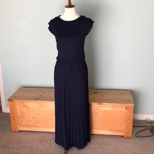 Rachel Pally navy blue dress